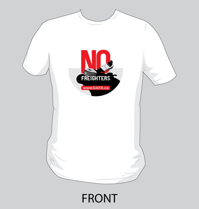 NO Freighters Tshirt
